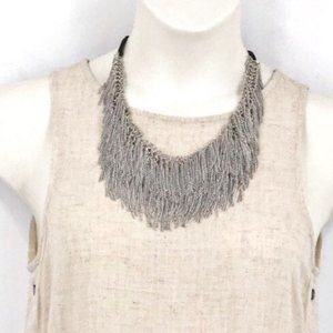 Metal Chain Link Necklace